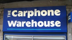 UK's Carphone Warehouse tries bolstering its retail position with an MVNO