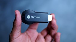 Google embeds the Chromecast client into Chrome and Chrome OS