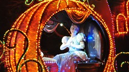 No longer grubby: Second-hand Cinderella is now the Belle of the Ball