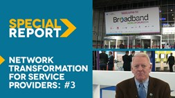 The Path to Service Provider Transformation. Episode 1, Part 3: The Benefits of Transformation to Service Provider Customers