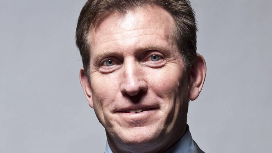 CityFibre CEO Greg Mesch