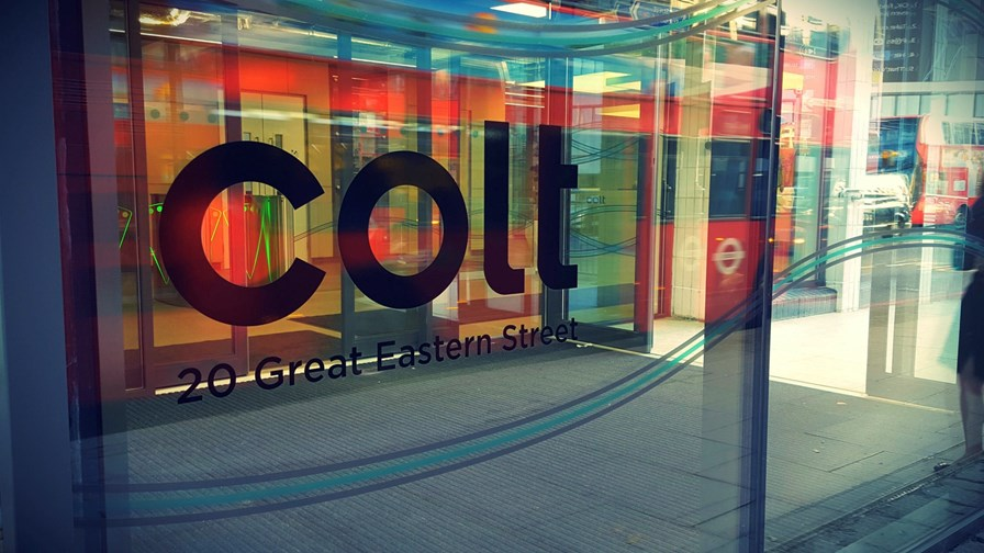 Colt Technology Services (picture courtesy of Colt)