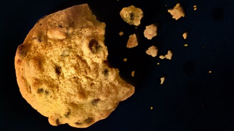 Researchers find a cookie that doesn't crumble
