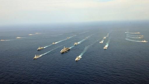 via Flickr ©  Commander, U.S. 7th Fleet (CC BY-SA 2.0)