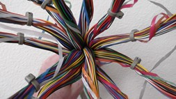 Better and twisted? Most of BT's broadband customers think this stuff is fibre