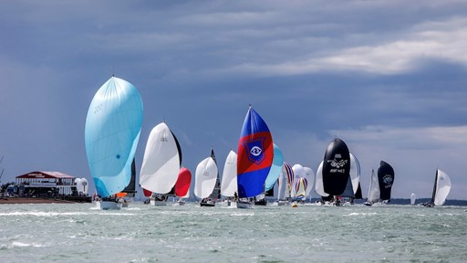Cowes week is set to be enhanced with Open RAN-enabled 5G connectivity and applications