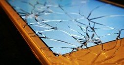 "Goodbye to broken screens. ""Sticky glass"" can mend itself"