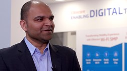 Network infrastructure plus software – a potent rollout combination.