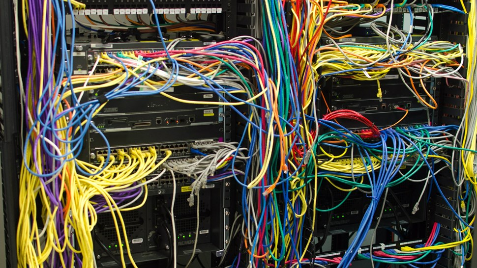 datacentre wiremess