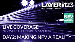 NFV World Congress - Day 2, Thursday 4th May - Plenary Session