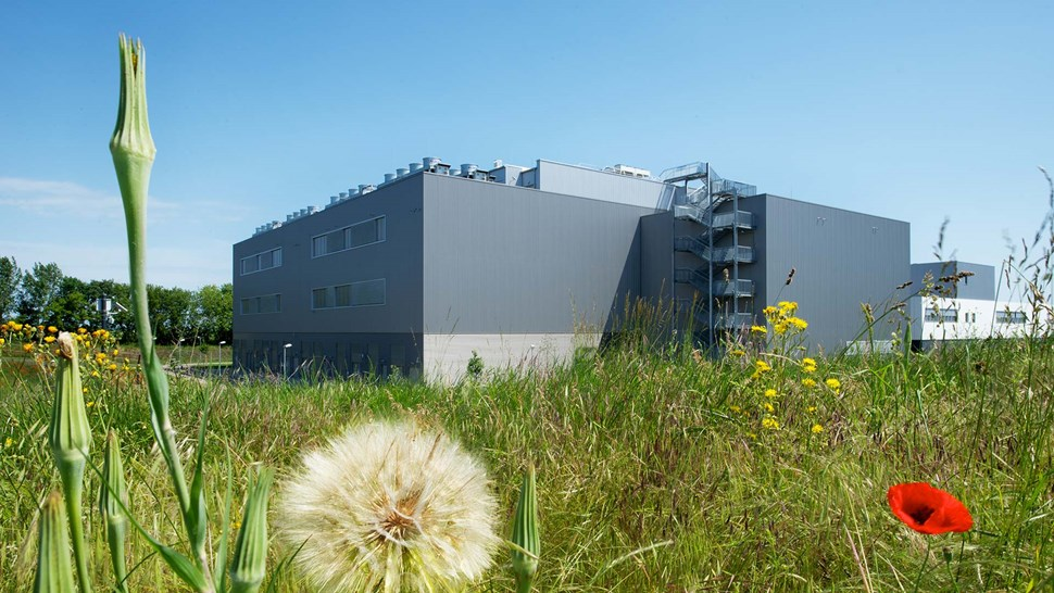 Deutsche Telekom Biere data centre