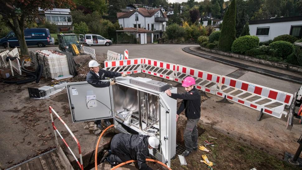 Deutsche Telekom broadband