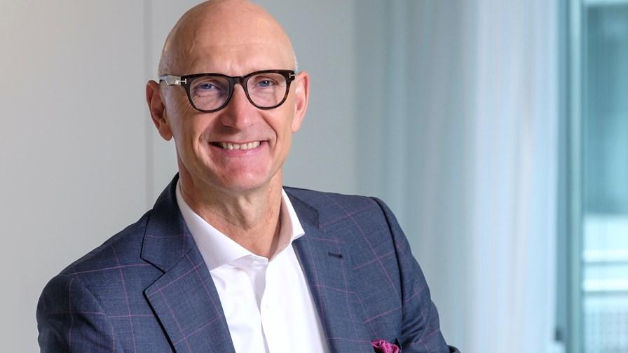 Deutsche Telekom CEO Tim Höttges