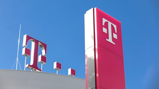 Deutsche Telekom logo (picture courtesy of Deutsche Telekom)