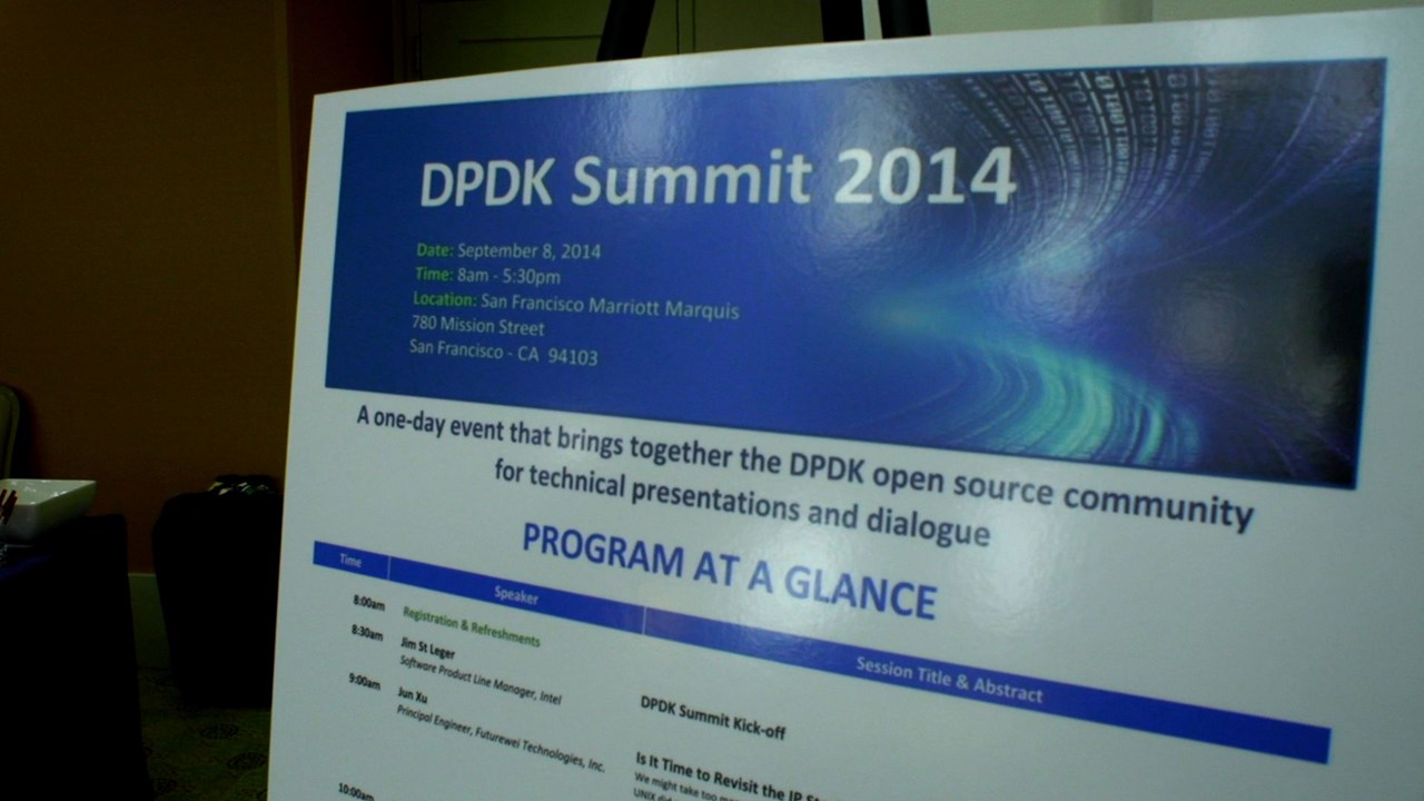 DPDK: one of the most important enabling technologies for NFV