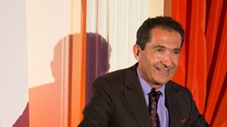 The telecoms swashbuckler makes a comeback as Patrick Drahi gets his cheque book out