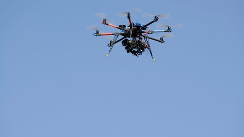 Droning on and on in the US