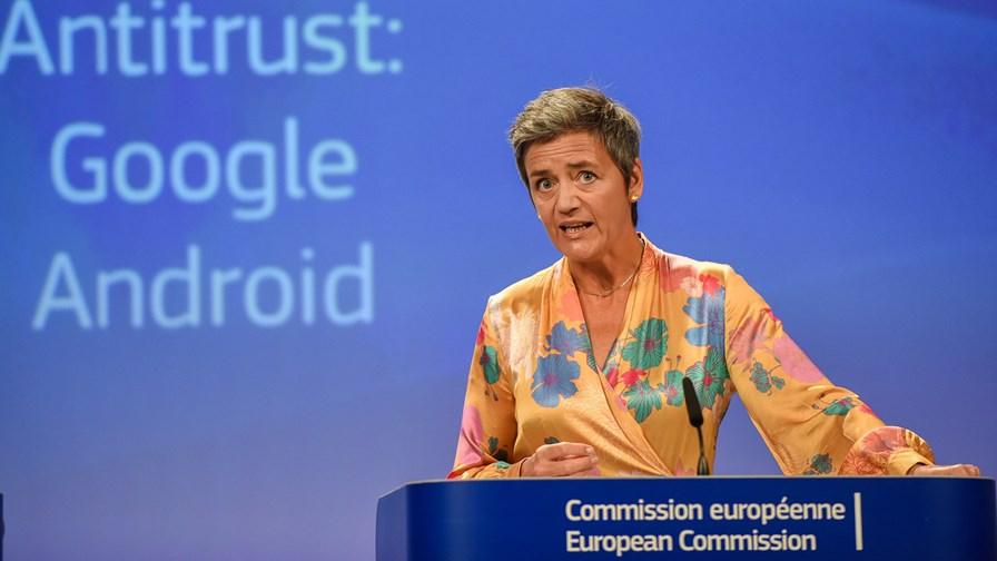 Commissioner Margrethe Vestager © EU/Jennifer Jacquemart