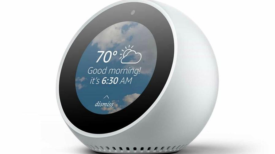 Amazon's Echo Spot