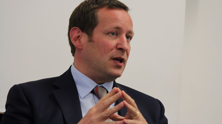 Ed Vaizey © Flickr/cc-licence/Policy Exchange