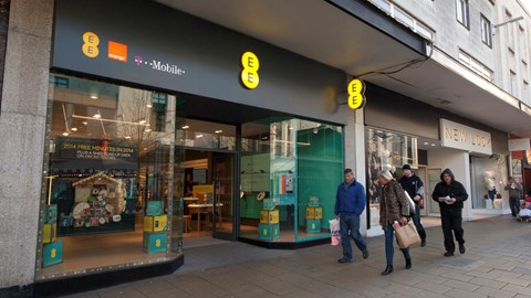 EE claims record European 4G growth, as it negotiates its future with BT