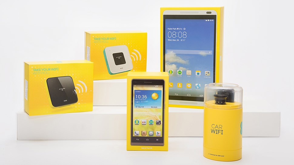 EE wi-fi products