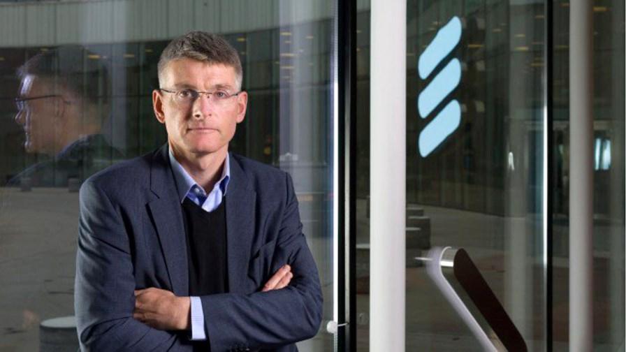 Erik Ekudden, SVP & CTO, Ericsson © Ericsson