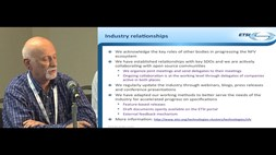 ETSI 11 - NFV ISG Background & Overview