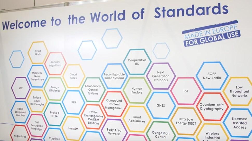 ETSI standards banner