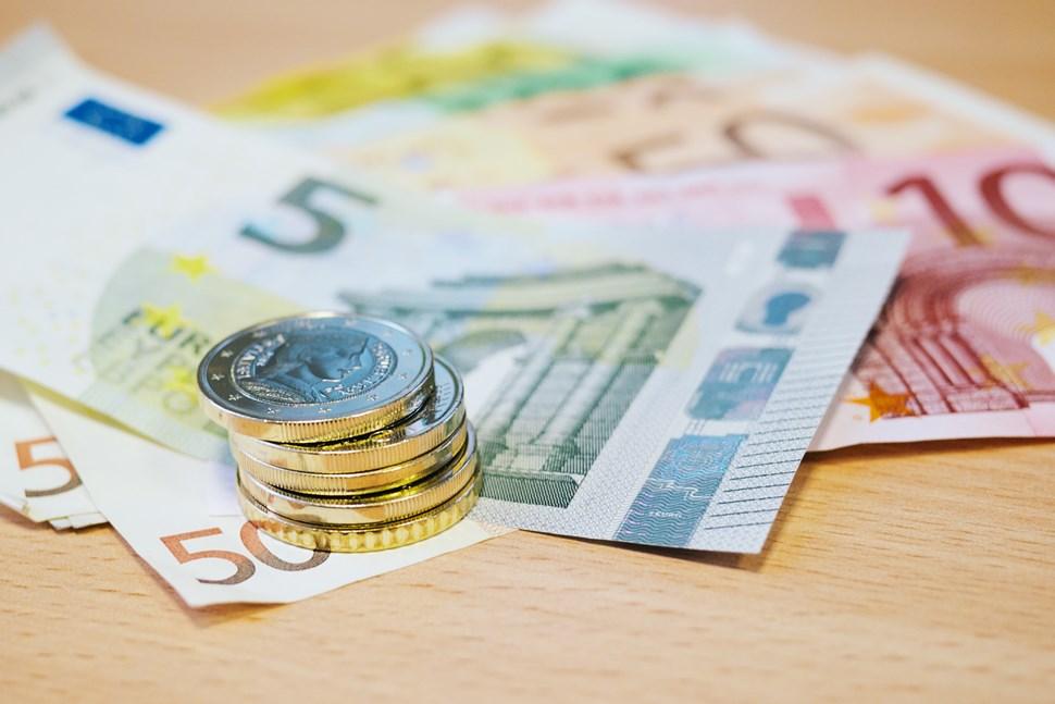 euros and stuff