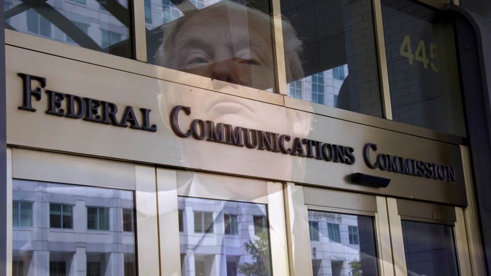 FCC and Trump montage