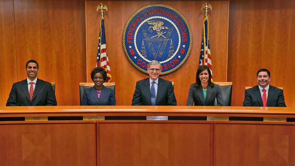 FCC Commissioners Nov 2013