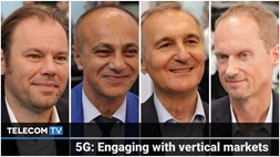 5G: Engaging with vertical markets