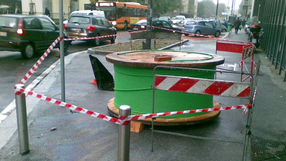 Fibre drum Italy