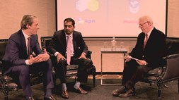 Talking telco strategies: a Fireside chat with KPN COO Joost Farwerck and Manish Vyas