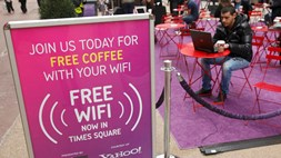 There's no such thing as a 'free' WiFi session