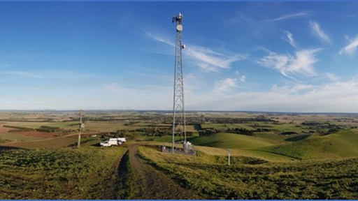 Vertical infrastructure: Source NBN