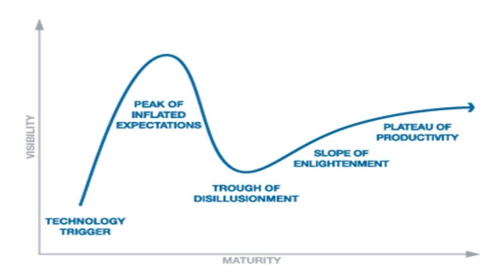 gartner hype curve
