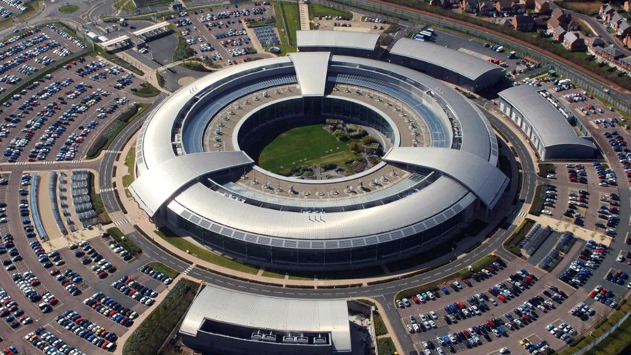 UK's GCHQ intelligence gathering outfit     via Flickr ©  Defence Images (CC BY-SA 2.0)