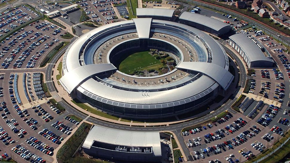 GCHQ Ministry of Defence