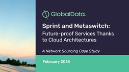 Why Sprint Selected Metaswitch