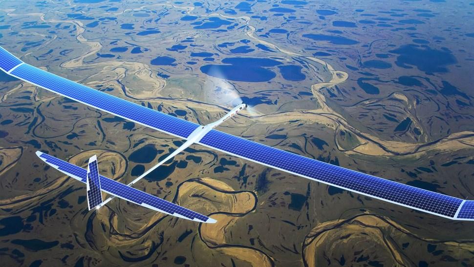 Google buys drone firm Titan Aerospace