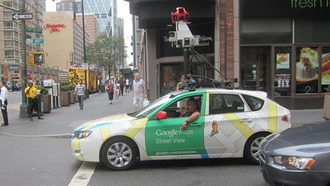 US Supreme Court rejects Google's wi-fi Street View appeal