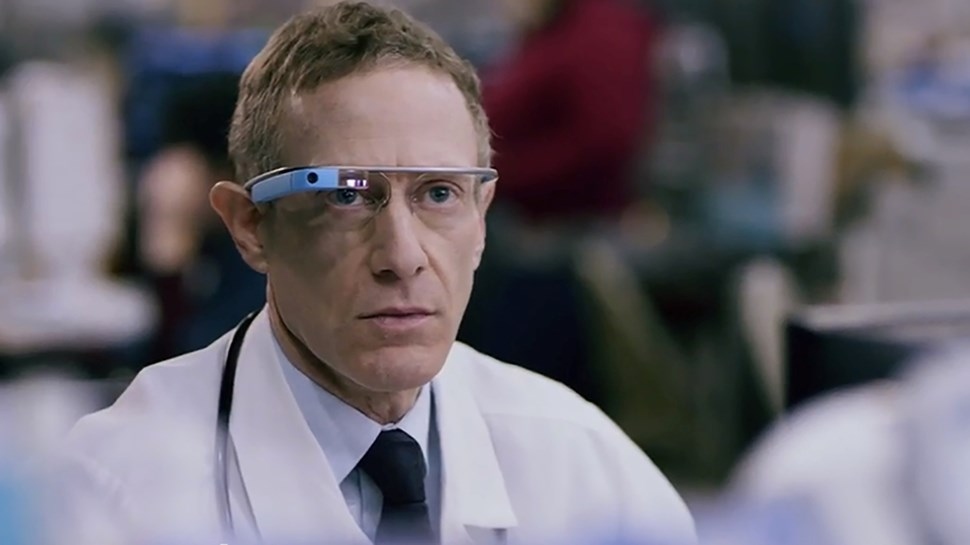 Google Glass and doctor