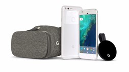 Google launches Pixel phones and fleshes out its 'Google Assistant' on everything strategy