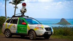 On the road again: Google gets a better camera to shoot a higher res Street View