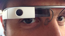 Will Google's new Glass prevent the company from making a spectacle of itself again?