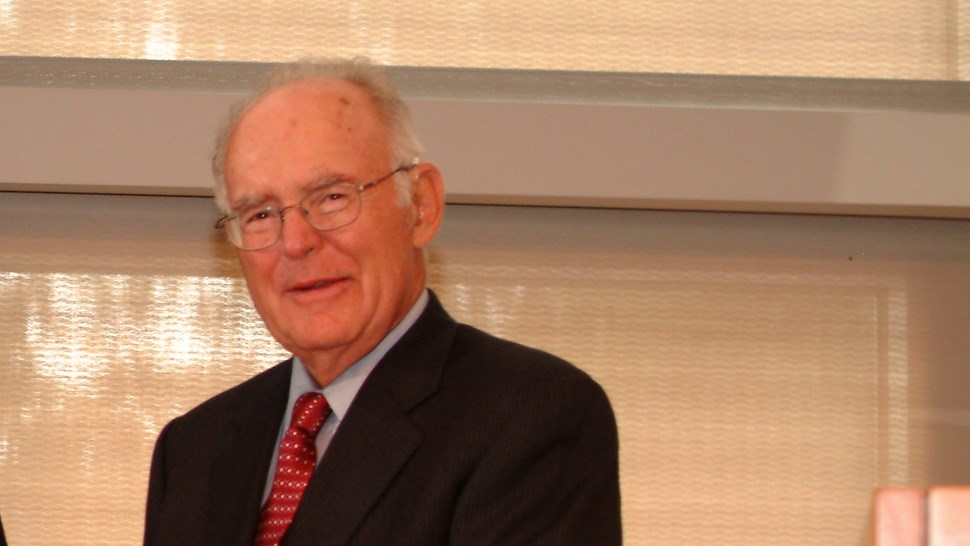 Gordon Moore Wikimedia CC Chemical Heritage Foundation