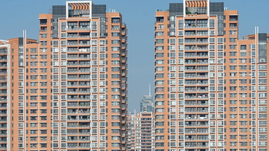 OK, who's interfering with my WiFi?  Dense housing in Guangzhou, via Flickr © xiquinhosilva (CC BY 2.0)