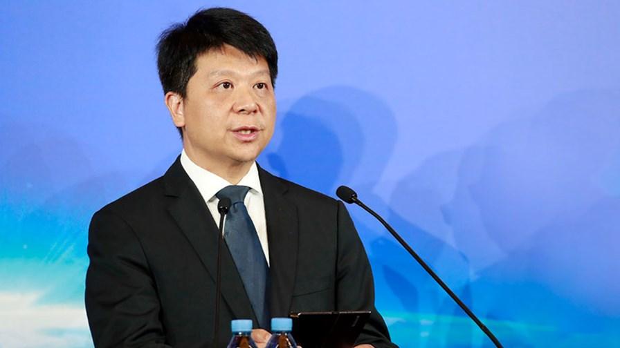 Guo Ping, Rotating Chairman, © Huawei